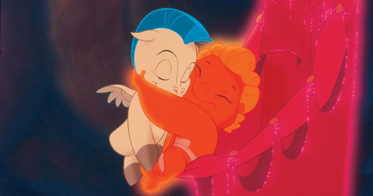 Funday - 10 Times Hercules Summed Up Life With Your Sister - 1001