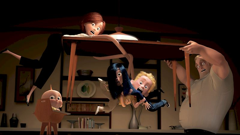 Funday - [QUIZ] Which Member Of The Incredibles Family Are You? - Thumb
