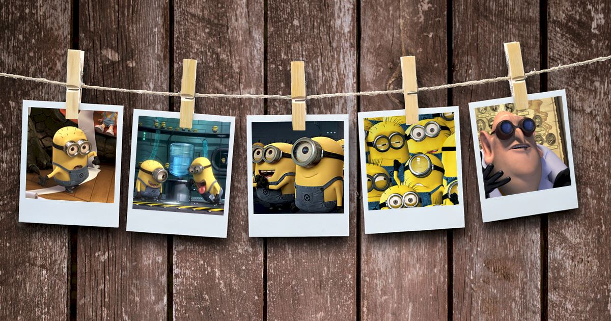 Funday - Fandemonium - Are You One In A Minion? - 1002