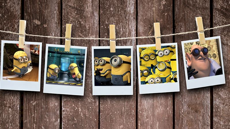 Funday - Fandemonium - Are You One In A Minion? - Thumb
