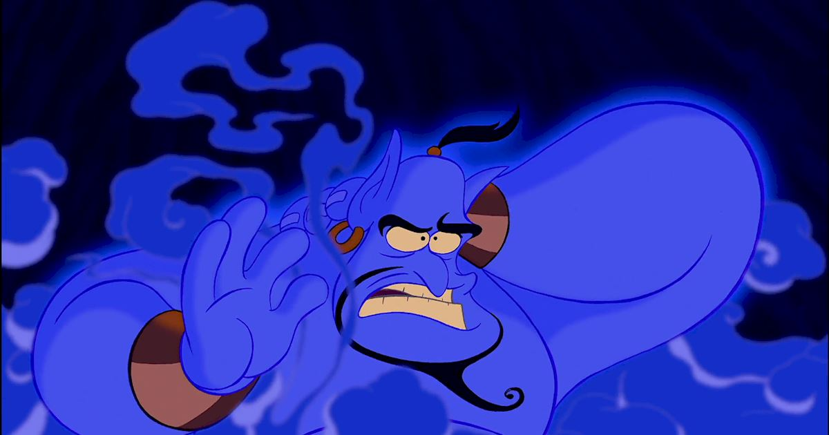 19 Quotes By The Genie From Aladdin That Made Us Lol