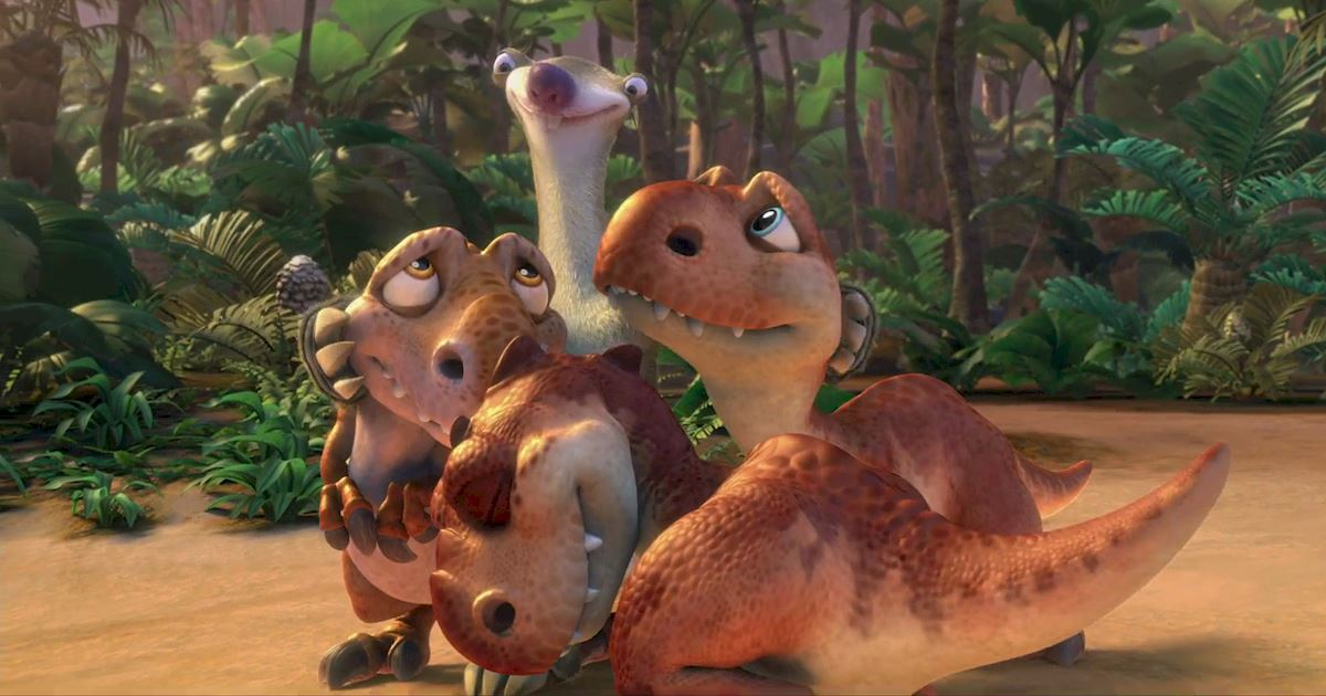Baby Dinosaurs Ice Age Images