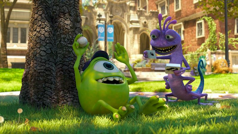 Funday - Think You Know Monsters University? - Thumb