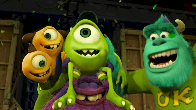 Funday - 14 Ways Monsters University Was Just Like Real University! - Thumb