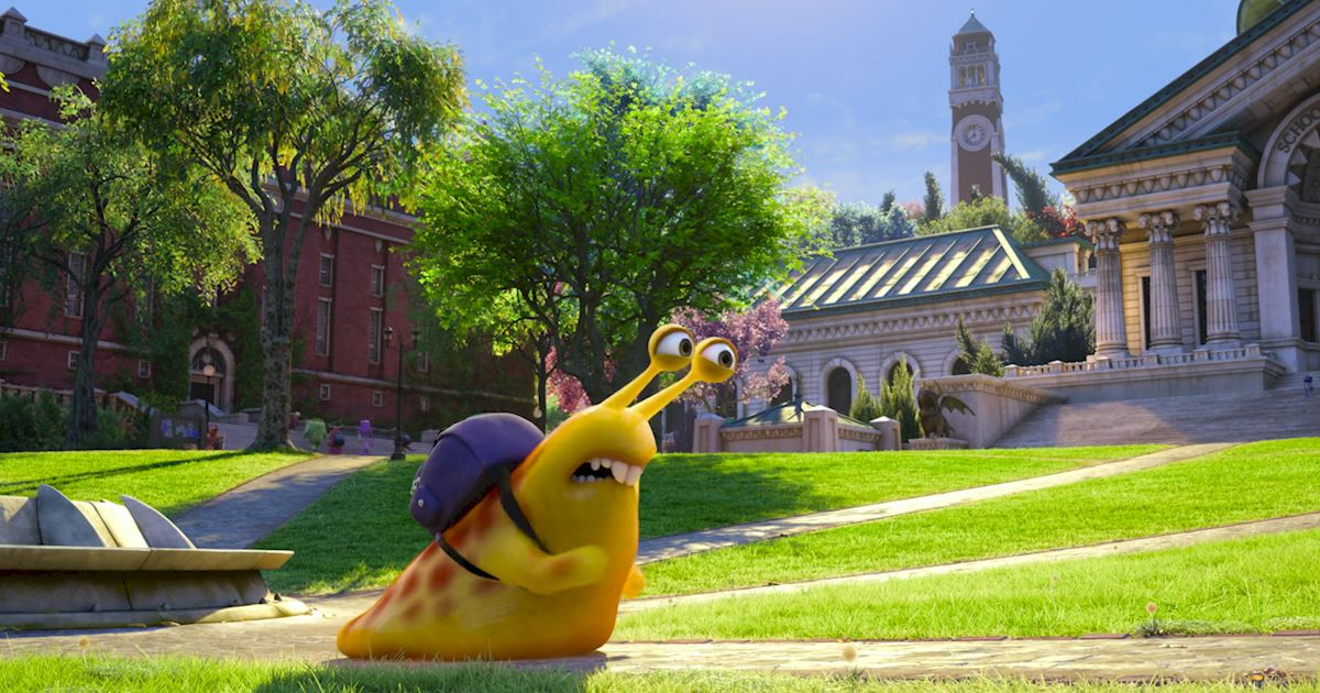 Funday - 14 Ways Monsters University Was Just Like Real University! - 1003