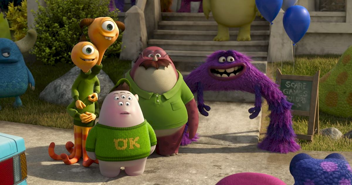 Funday - 14 Ways Monsters University Was Just Like Real University! - 1011