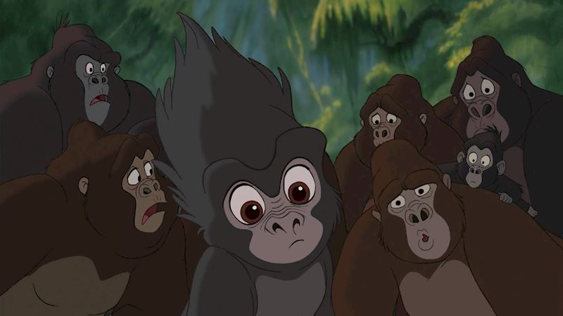 Funday - [QUIZ] Which Tarzan Character Are You? - Thumb