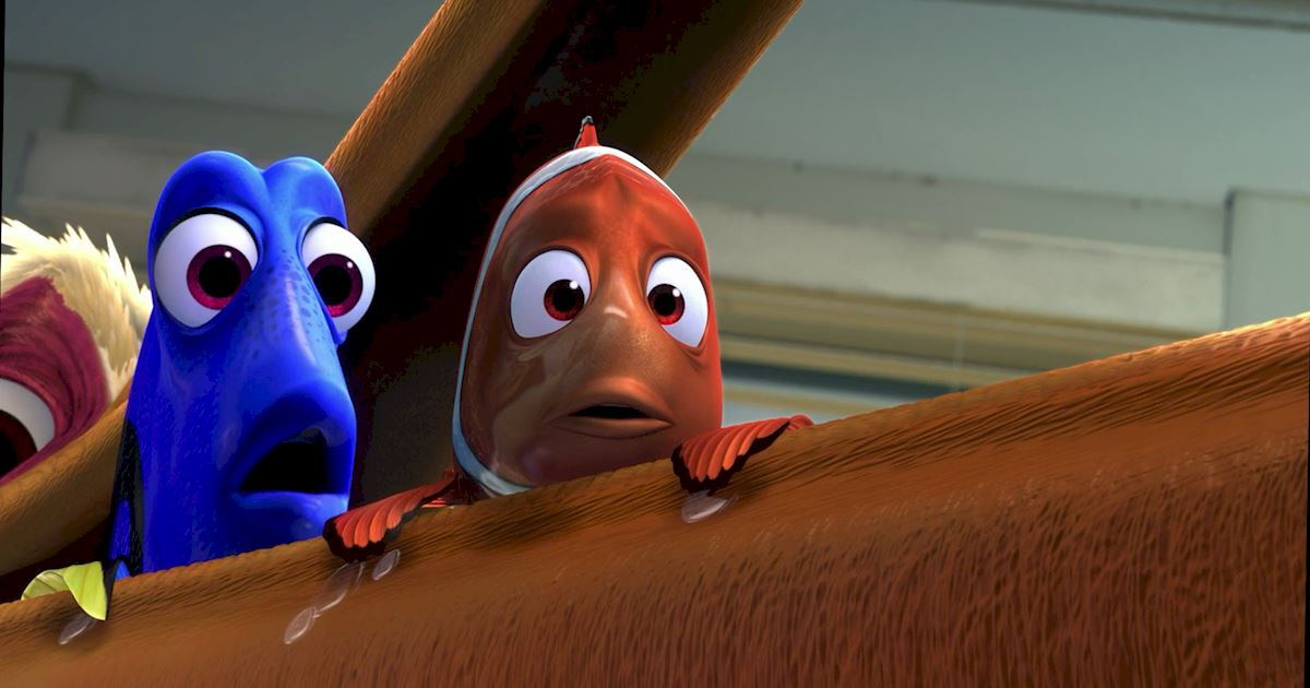 Funday - 14 Times Nemo From Finding Nemo Was A Terrible Son! - 1011