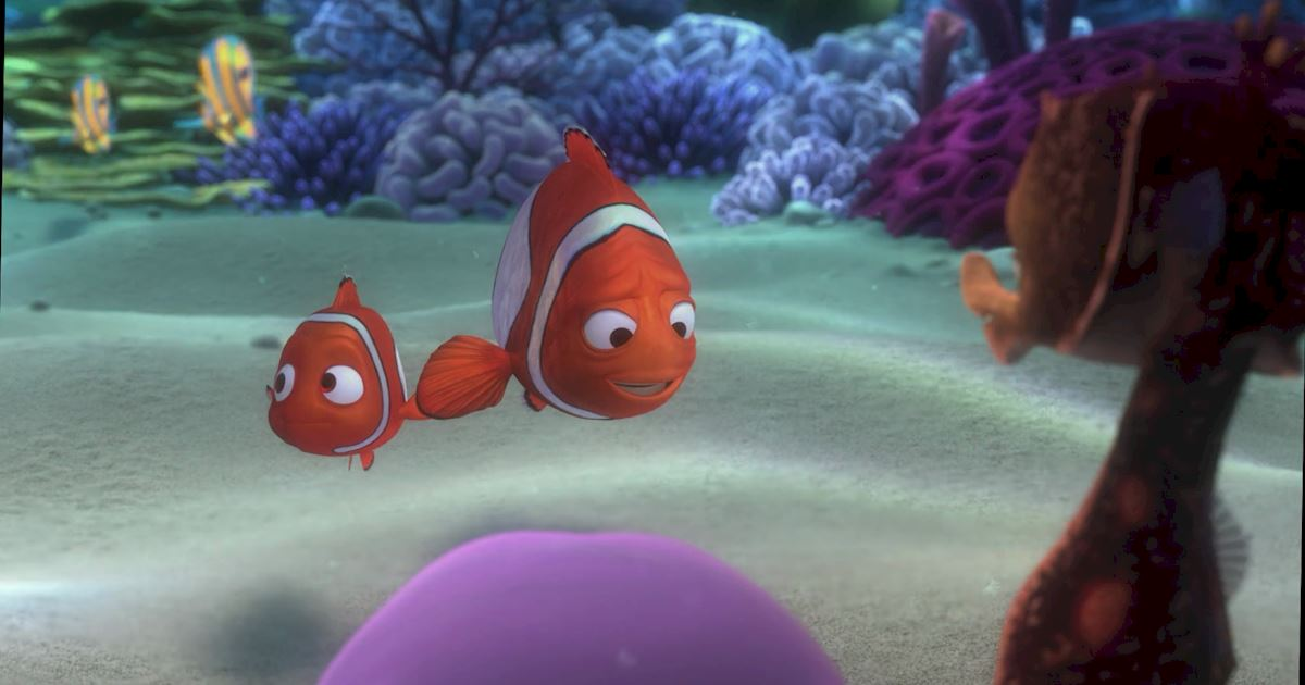 Funday - 14 Times Nemo From Finding Nemo Was A Terrible Son! - 1002