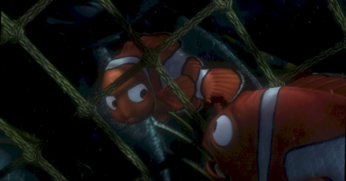 Funday - 14 Times Nemo From Finding Nemo Was A Terrible Son! - 1012