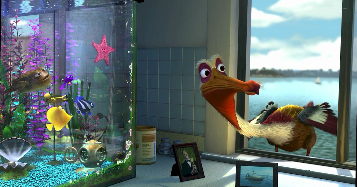 Funday - 14 Times Nemo From Finding Nemo Was A Terrible Son! - 1009