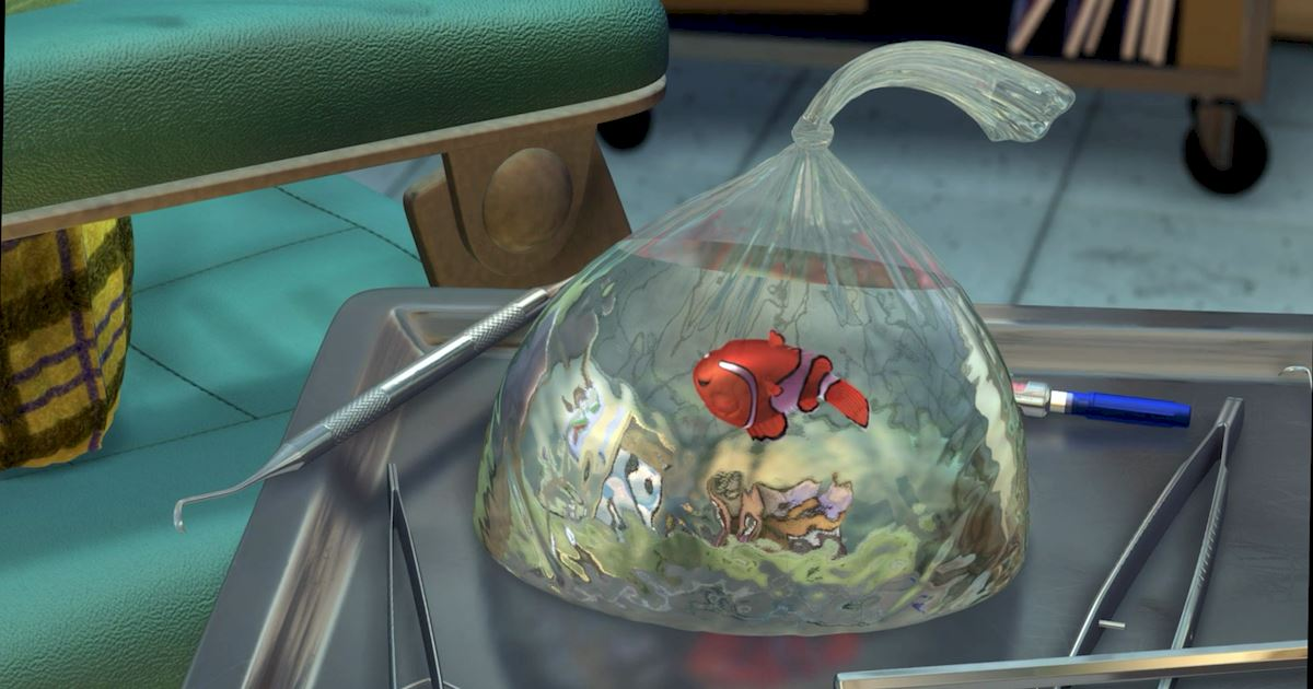 Funday - 14 Times Nemo From Finding Nemo Was A Terrible Son! - 1010