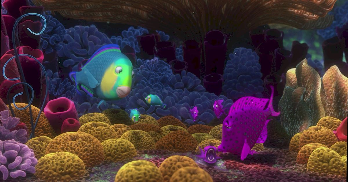 Funday - 14 Times Nemo From Finding Nemo Was A Terrible Son! - 1003