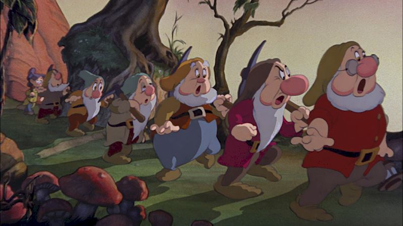 Funday - 12 Reasons The Seven Dwarfs Are #SquadGoals! - Thumb