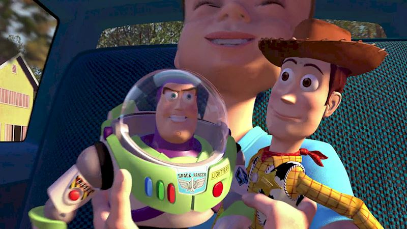 Funday - Are You More Woody Or Buzz Lightyear From Toy Story?  - Thumb