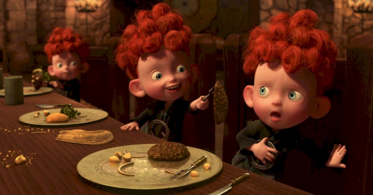 Funday - 12 Reasons Why We Wish We Were Merida From Brave - 1007