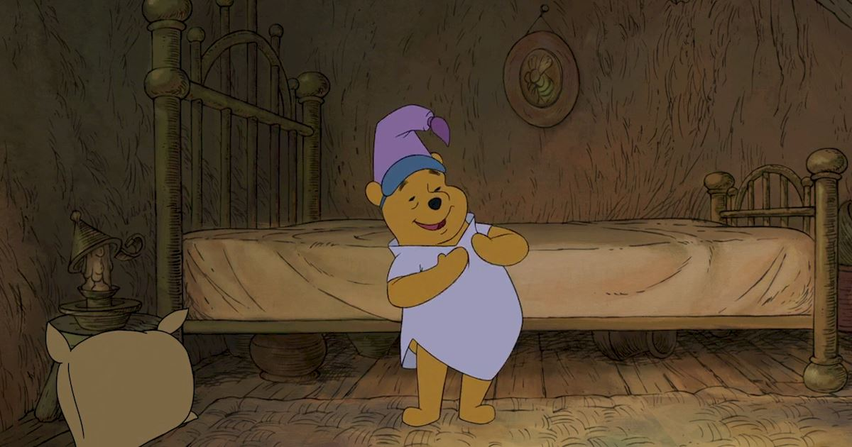 Funday - 12 Times Winnie The Pooh And Friends Were Literally All Of Us At Work - 1001