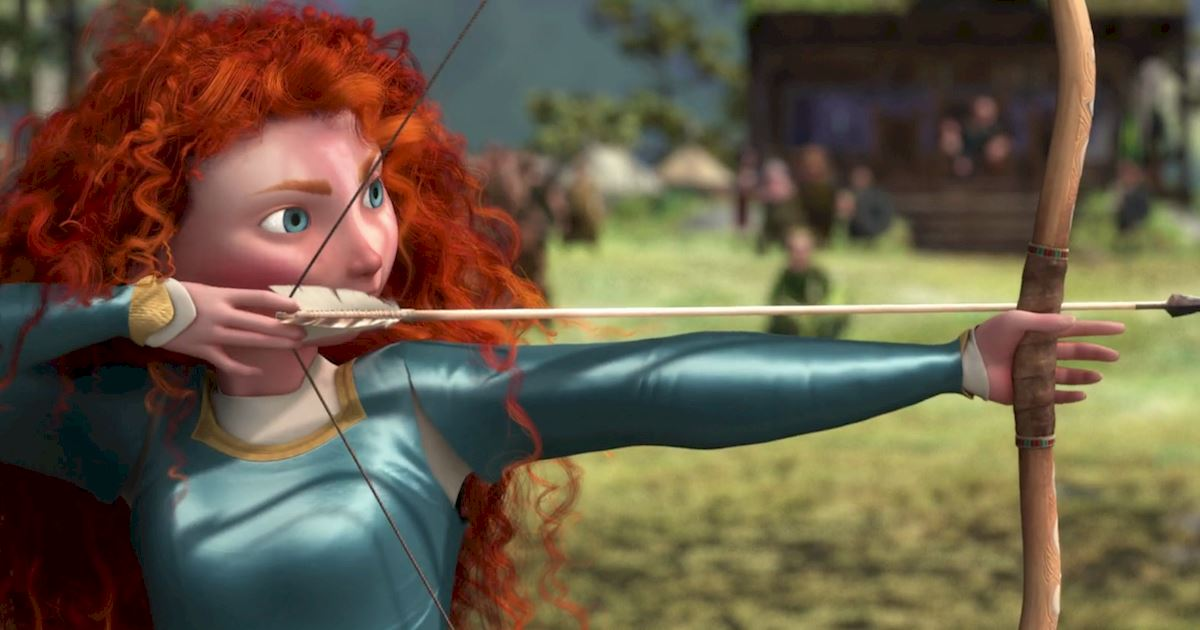 Funday - 12 Reasons Why We Wish We Were Merida From Brave - 1009