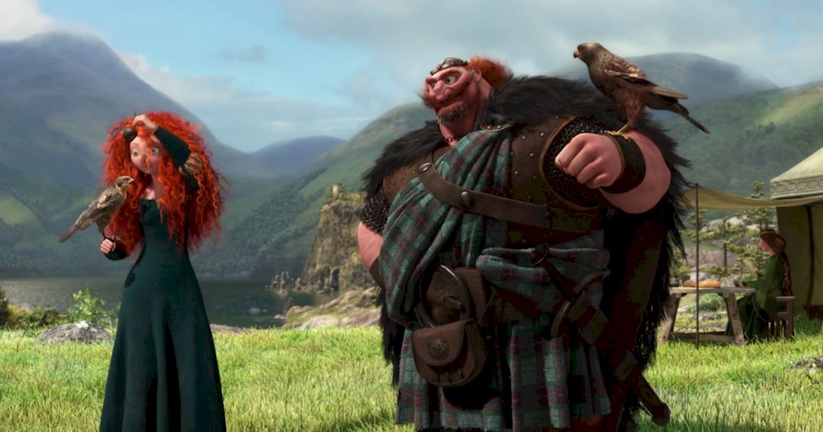 Funday - 12 Reasons Why We Wish We Were Merida From Brave - 1010
