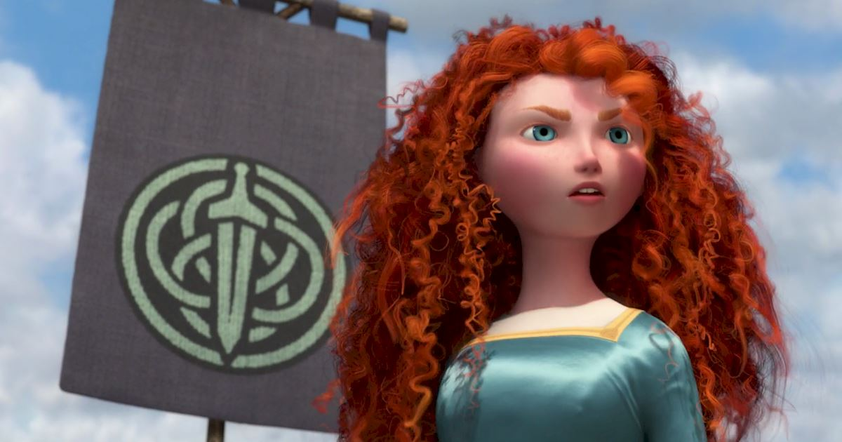 Funday - 12 Reasons Why We Wish We Were Merida From Brave - 1011