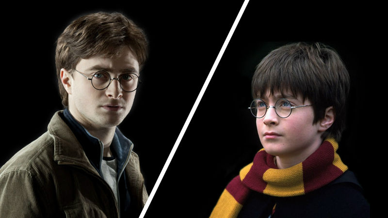 Harry Potter - Check Out The Magical Transformation Of The Characters From Harry Potter! - Thumb