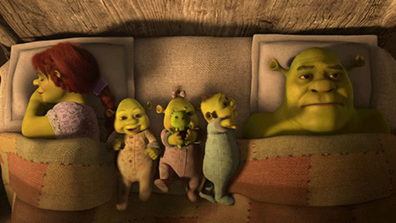 Funday - 15 Times Shrek Forever After Totally Summed Up All Of Our Life Struggles! - Thumb