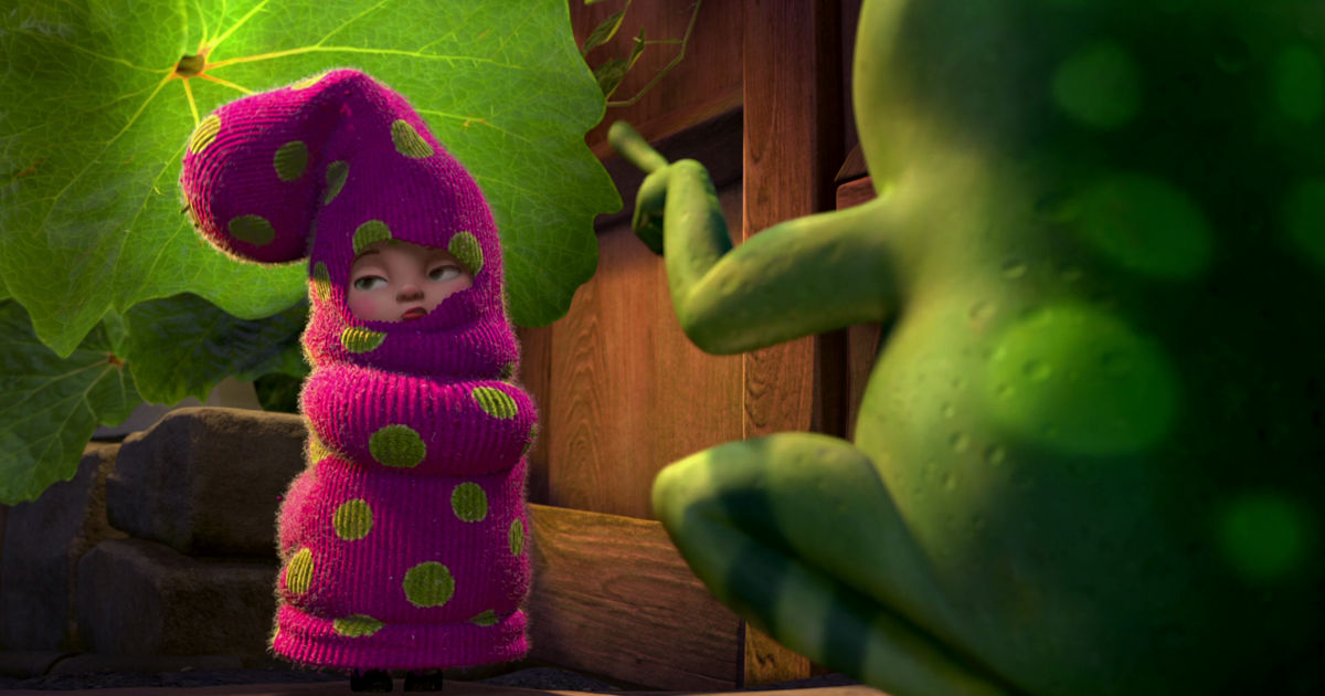 Funday - 10 Struggles Of Being A Tiny Person, According To Gnomeo And Juliet! - 1001