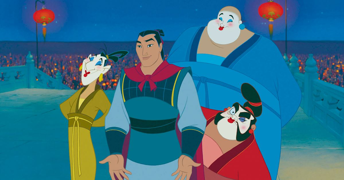 Funday - Seven Times Mulan Was The Most Badass Disney Princess - 1006