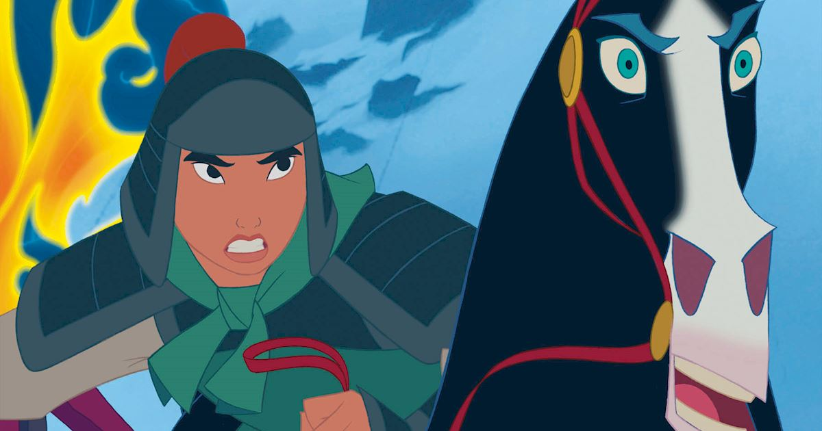Funday - Seven Times Mulan Was The Most Badass Disney Princess - 1012