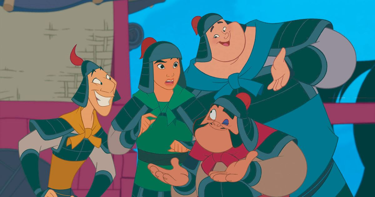 Funday - Seven Times Mulan Was The Most Badass Disney Princess - 1004