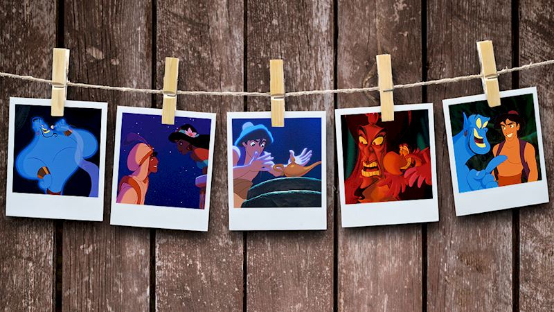 Funday - Fandemonium-Share Your Aladdin Inspired Photos On Twitter And Instagram! - Thumb