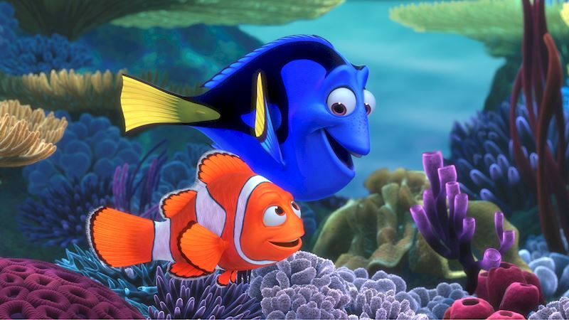 Funday - [POLL] Which Finding Nemo Character Would You Like As Your BFF? - Thumb