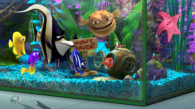 Funday - Which Finding Nemo Character Are You? - Thumb