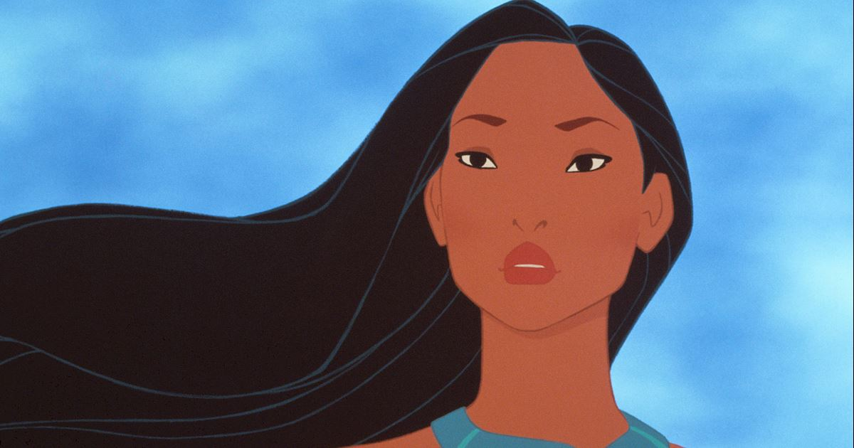 Funday - 8 Times Pocahontas' Hair Was On Point! - 1007