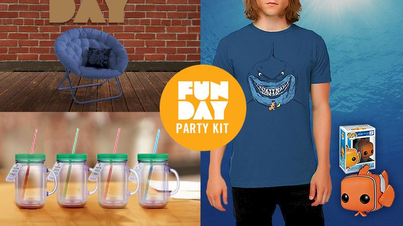 Funday - Funday Sweepstakes - Win An Awesome Party Kit! - Thumb