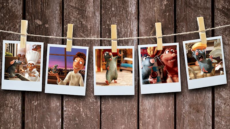 Funday - Fandemonium-Share Your Ratatouille Inspired Photos On Twitter And Instagram! - Thumb