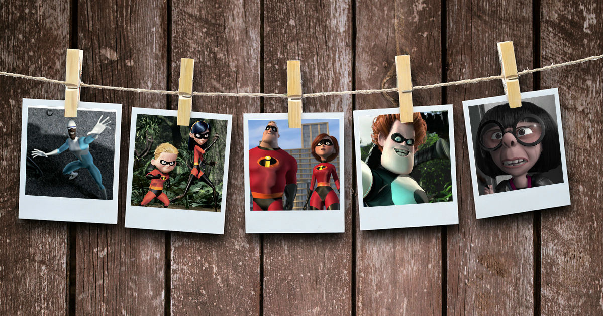 Funday - FANDEMONIUM: Share Your The Incredibles-Inspired Photos On Twitter And Instagram! - 1001