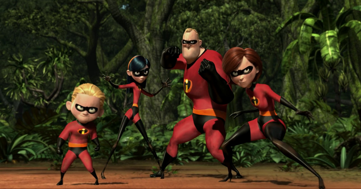 Funday - 12 Ways The Incredibles Are Exactly The Same As Your Family - 1011