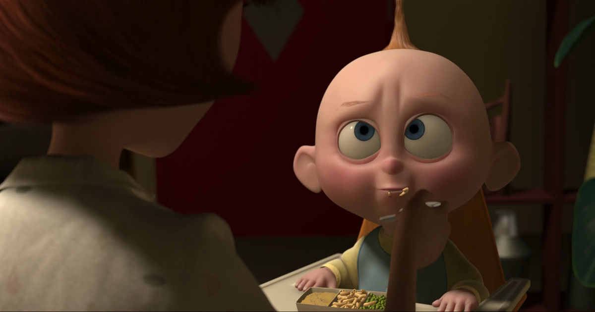 Funday - 12 Ways The Incredibles Are Exactly The Same As Your Family - 1002