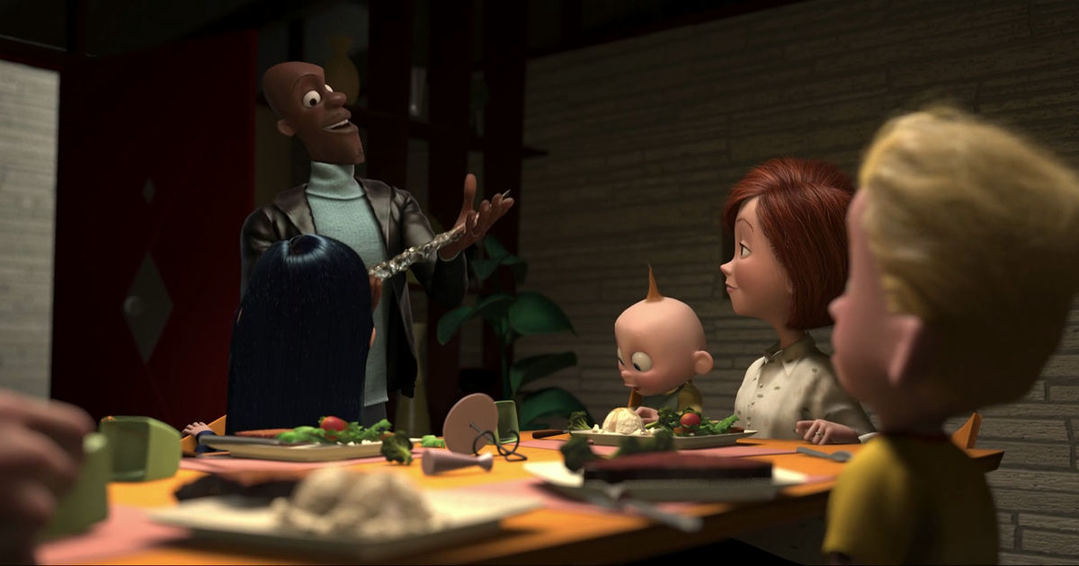 Funday - 12 Ways The Incredibles Are Exactly The Same As Your Family - 1007