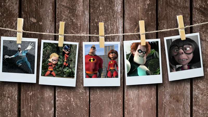 Funday - FANDEMONIUM: Share Your The Incredibles-Inspired Photos On Twitter And Instagram! - Up Next Thumb