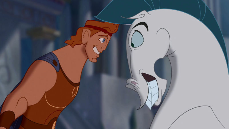 Funday - 12 Reasons Hercules And Pegasus Have The Most Solid Bromance You've Ever Seen!  - Thumb