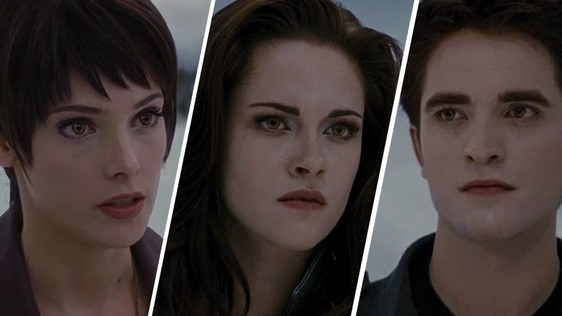 Twilight - Quiz Time: Which Twilight Character Are You?  - Thumb
