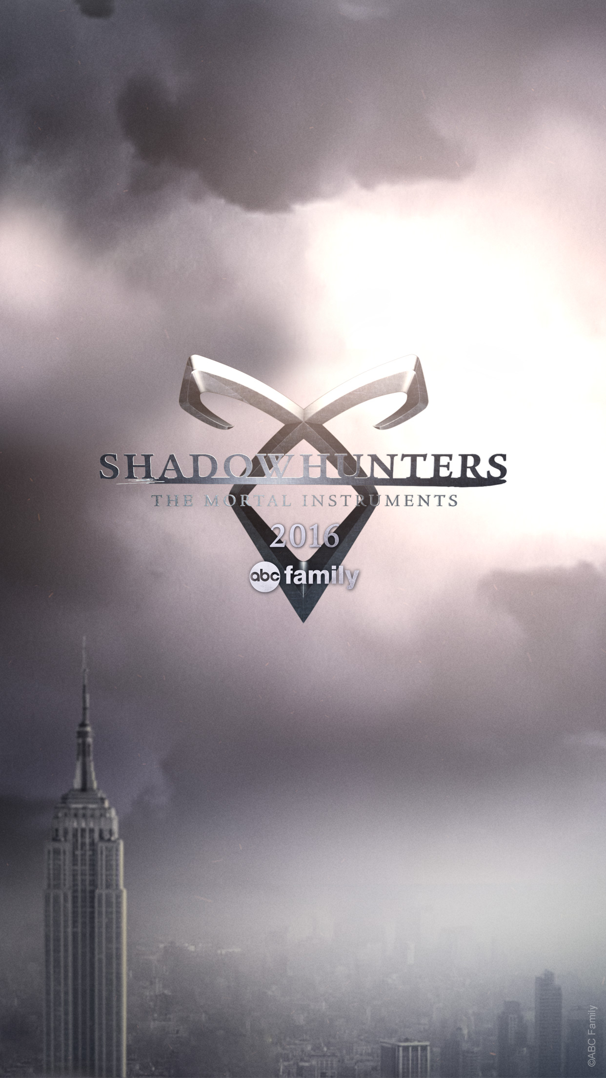 shadowhunters mobile backgrounds to rock your world - shadowhunters