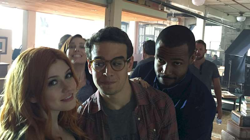 Shadowhunters - Caption This Picture in 140 Characters or Less - Thumb