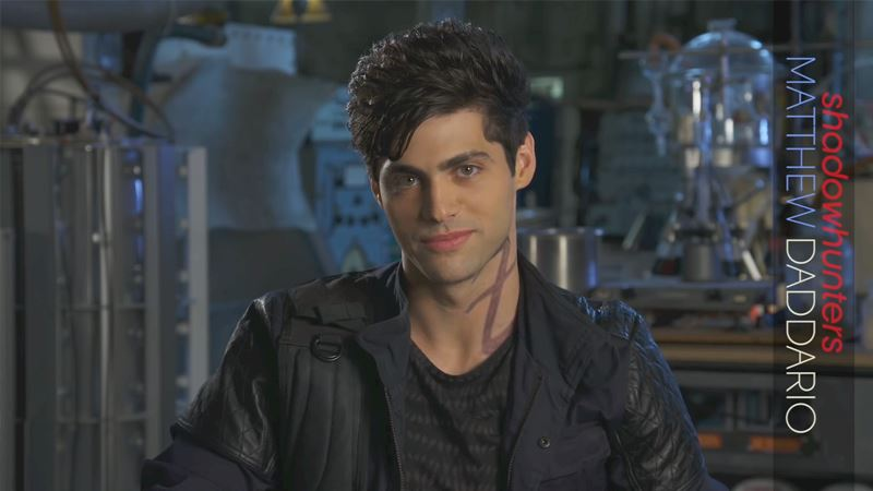 Shadowhunters - On The Fly: Decisions, Shadowpuppets, Parabatai  - Thumb