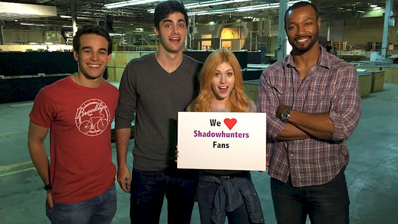 Shadowhunters - #TBT: The Cast React to Getting Their Parts - Thumb