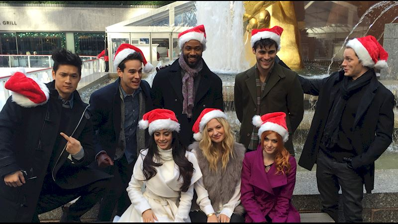 Shadowhunters - Live Blog: A Winter Wonderland with the Shadowhunters Cast - Thumb