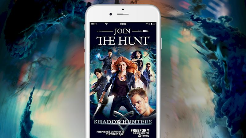 Shadowhunters - Official iOS and Android app launched - Join The Hunt now! - Thumb
