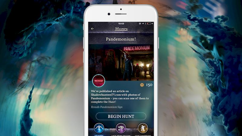Shadowhunters - Join The Hunt: New Hunt Released, it's Pandemonium! - Thumb